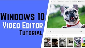 How to Use Windows 10 FREE Video Editor