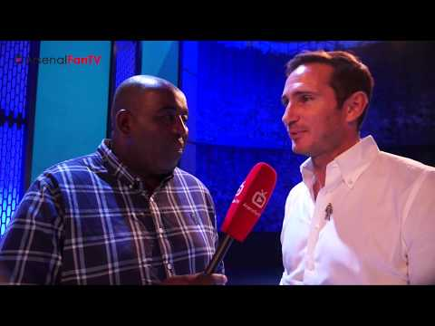 Arsenal Must Keep Alexis & Lacazette Is Explosive! | Frank Lampard Interview