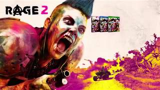 RAGE 2 Official Gameplay Reveal Trailer (2018)