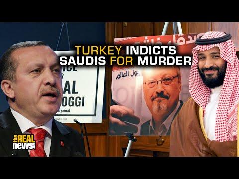 Turkey Indicts 20 Saudis For Jamal Khashoggi's Murder Amidst COVID-19 Crisis