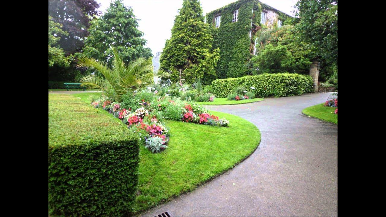 Jardin des plantes de la ville de coutances youtube for Piscine jardin youtube