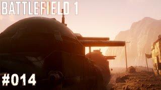 BATTLEFIELD 1 | #014 Der Canavar | Let's Play Battlefield 1 (Deutsch/German)