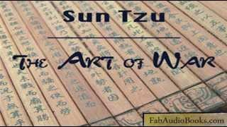 THE ART OF WAR by Sun Tzu  complete audiobook - Fab Audio Books