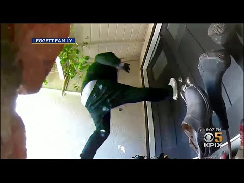 Pleasanton Family Gets 24 Hour Security After Brazen Burglars Are Caught On Tape