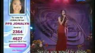 Watch Jonalyn Viray Get Here video