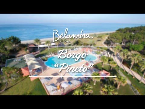 Club de vacances Belambra Borgo « Pineto » - Corse, plage, mer