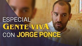 Los mejores sketches de Jorge Ponce | Gente viva | Playz