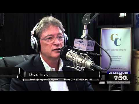 Houston Metrostudy - David Jarvis - Houston Real Estate Radio - 2 of 2