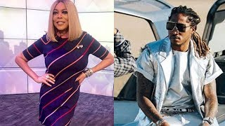 Wendy Williams EXPOSED Future. Future is now EMBARRASSED for saying that he is RICHER than Wendy