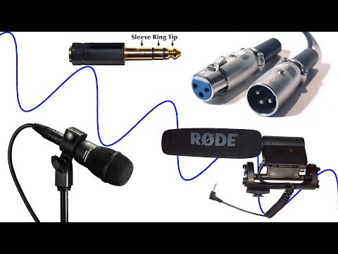 The Science Behind Balanced & Unbalanced Microphones