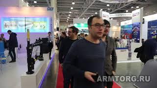 Aquatherm Moscow - 2018: обзорный видеорепортаж от портала ARMTORG.RU