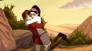 Путешествие жюля верна-Жюль и Амели любовь