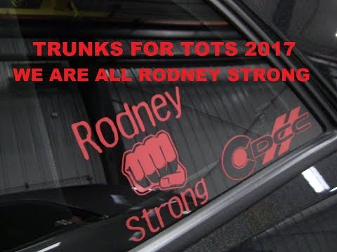 Trunks For Tots 2017 - Founded by Travis Baker