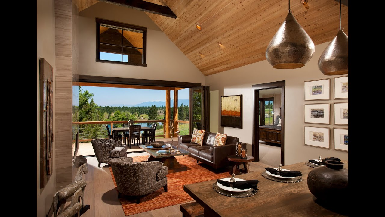 Real Estate At The Wilderness Club Eureka, MT (Bitterroot And Ninebark)
