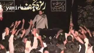 Zakir Taqi Abbas Qayamat 6 October 2013 Shahadat Imam Husaain as Qilla Bhattianwala Mureedke