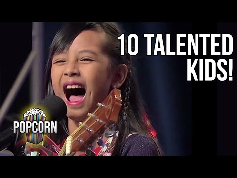 KIDS GOT TALENT! Auditions From Talented Kid Singers, Dancers & Performers