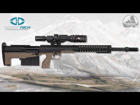 [Review] Silverback DT HTI (Desert Tech - Hard Target Interdiction) 6mm Federdruck Airsoft/Softair