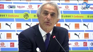 Halilhodzic commente sa folle statistique contre l'OM