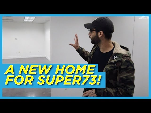 We Visit the New Super 73 HQ