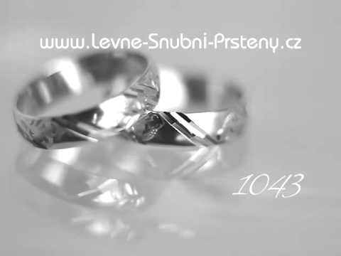 Snubni Prsteny Lsp 1043b Youtube