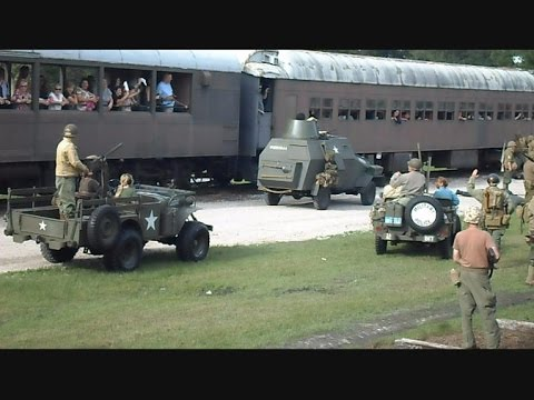 Von Kessinger's Express An Explosive Event At The Florida Railroad Museum