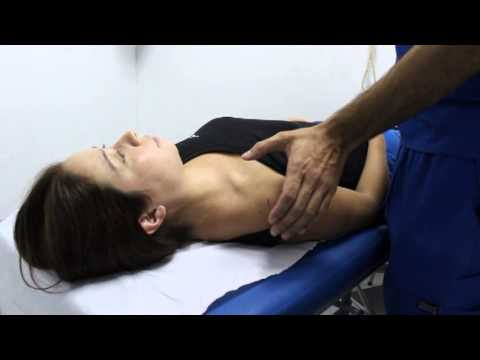 Deslizamiento clavícula acromion