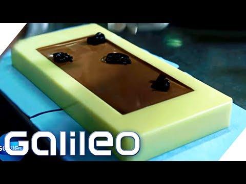 Die personalisierte Schokolade | Galileo | ProSieben