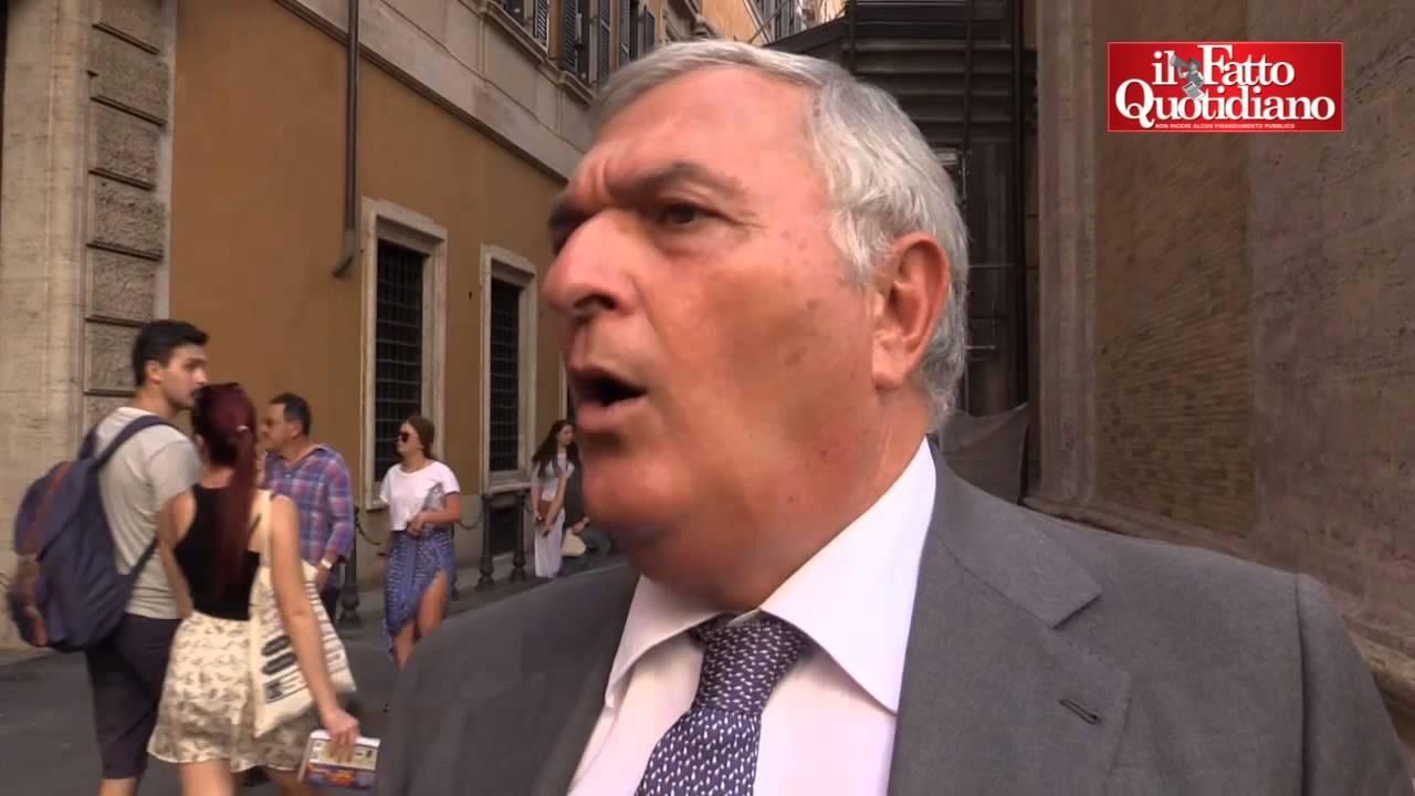 """""""Riforma Renzi? Fetenzia, la voto"""". D'Anna vs D'Anna, ecco perché moriremo verdiniani"""