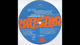 Subsonic 2 - We Go Subsonic (1990) (UK Hip Hop)