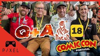 Dakar 18 : Feedback from Dakar Experts Nani Roma, Ari Vatanen, Bianchi Prata and Alex Haro | Special