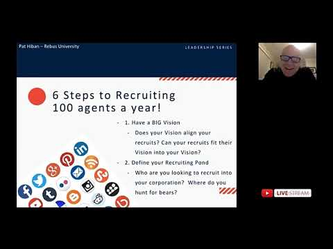747: Recruit 100+ Real Estate Agents per Year in Six Simple Steps with Adam Roach