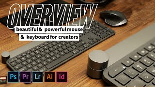 The Best Keyboard for Creators - Logitech Craft Unboxing & Overview