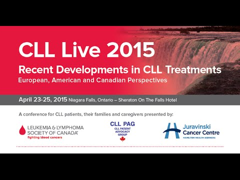 CLL Live 2015 - Dr. Michael Keating, 'American Perspective on CLL'