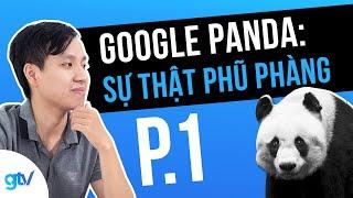 Google Panda: Sự Thật Phũ Phàng Mà 95% SEO-ers Không Biết  (Phần 1)