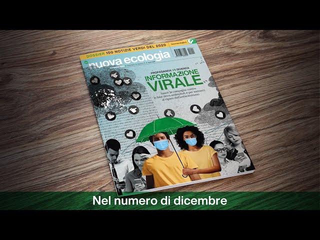 La Nuova Ecologia, il numero di dicembre 2020