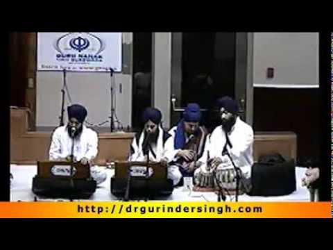 Classical Keertan - Dr.Gurinder Singh Ji Batala Wale, Canada 19th Nov'13 (am)