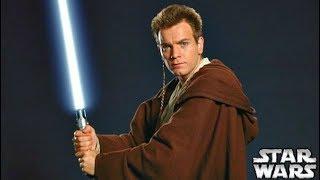 How Obi-Wan FAILED His Jedi Trials - Star Wars Explained