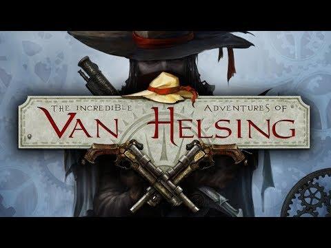 Стримы онлайн сейчас The Incredible Adventures Of Van Helsing.Приключения Ван Хелсинга.