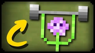 ✔ Minecraft: 10 Things You Didn't Know About Flowers