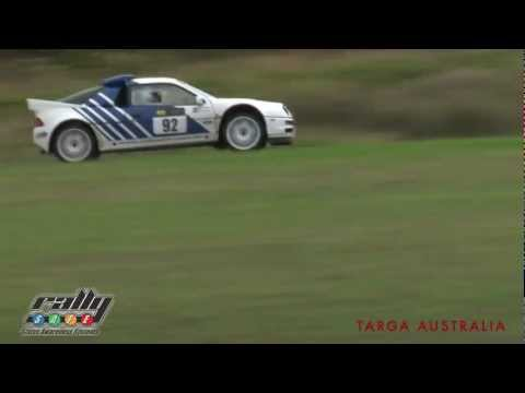 Rally Calder 2012 - Ford RS200