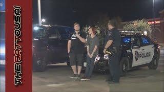 Cedar Park Police Stop & Search 10/11/2015