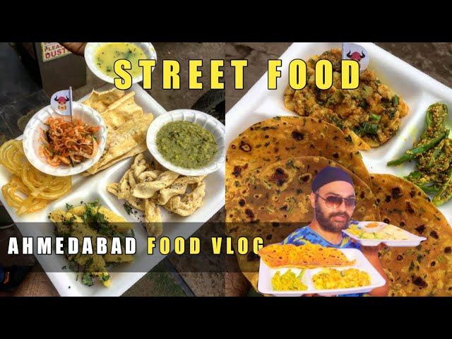 Ahmedabad, Gujarat ka best breakfast places | VEG street food
