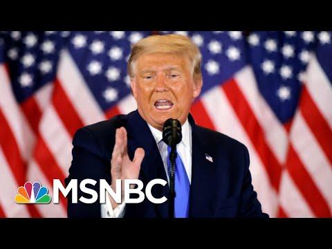 Trump Facing Indictment?: Money, Criminal Probes Engulf 45 | The Beat With Ari Melber | MSNBC
