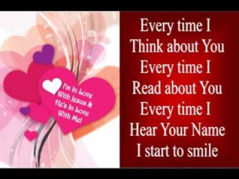 Valentineu0027s Day  Iu0027m In Love With Jesus With Lyrics By New Direction (Donu0027t  4get2 SUBSCRIBE)