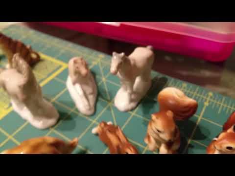 Bone China Figurines