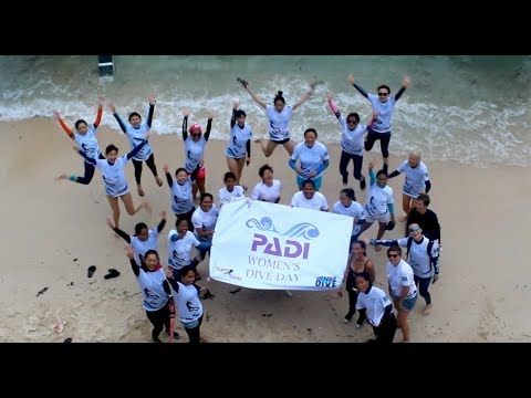 PADI | PADI Women's Dive Day 2019