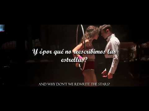 Rewrite The Stars - Zac Efron & Zendaya (Sub. Español y Lyrics)
