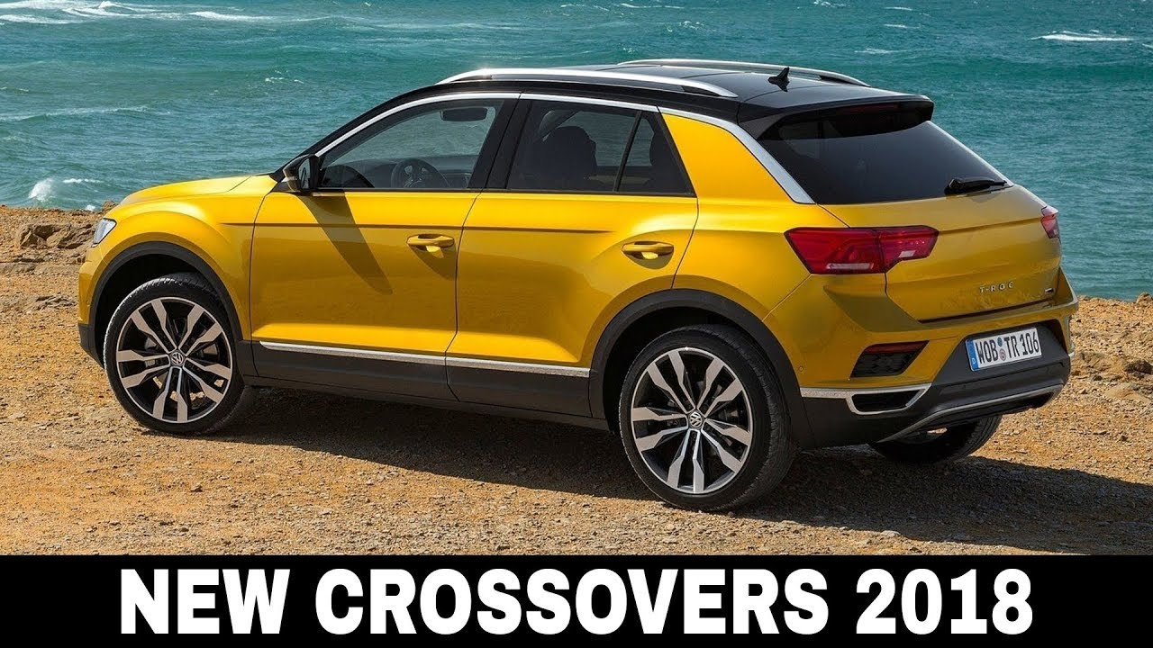 10 New Small Suvs And Crossovers You Should 2018 Er S Guide