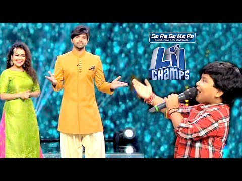 SAREGAMAPA Little Champs - 19th August 2018 | Today Latest | Sa Re Ga Ma Pa L'il Champs 2018