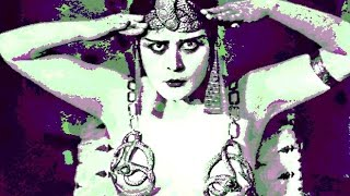 Kleopatra VII:Thea Bara 1017 ₪ Helen Gardner 1912 ₪ short trailer₪ Alexandria
